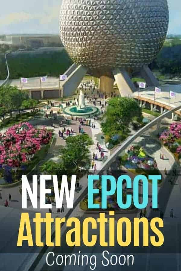 Epcot New Attractions: What's Coming in 2020 & Beyond