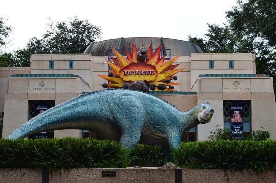 Animal Kingdom Dinosaur Ride