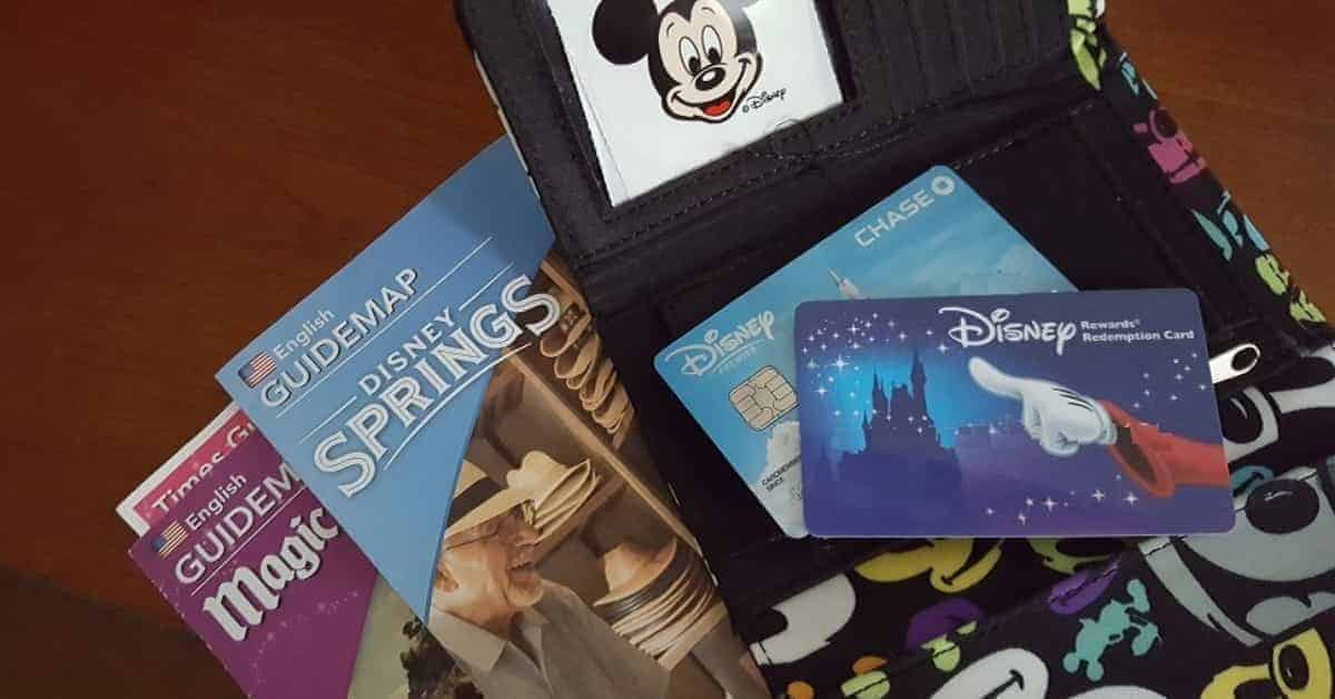 Reasons to Get a Disney Credit Card