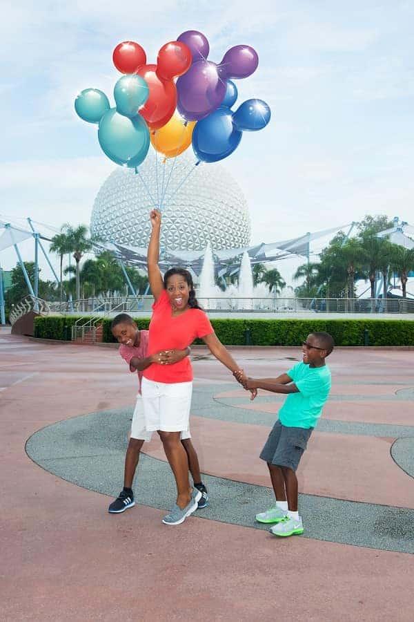 Disney Birthday Magic Shots