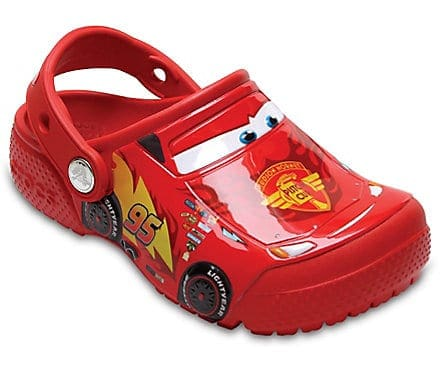Kids' Crocs Fun Lab Disney and Pixar Cars Clogs