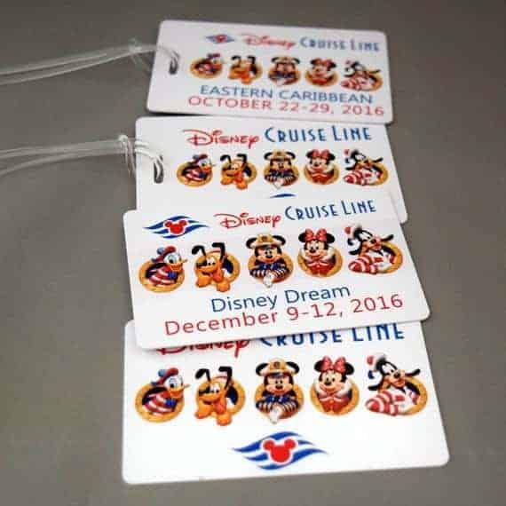 Disney Cruise Line MAGIC CARDS