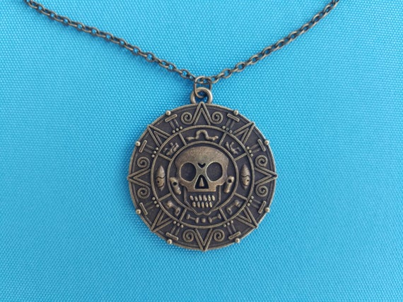 Pirate Night Medallion
