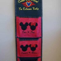 Customizable Fish Extender for Disney Cruise