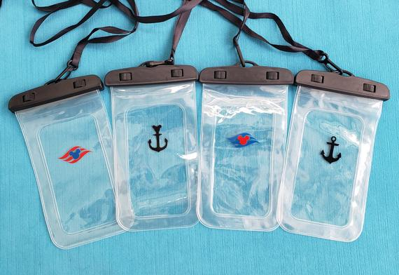 Disney Cruise Waterproof Phone Case