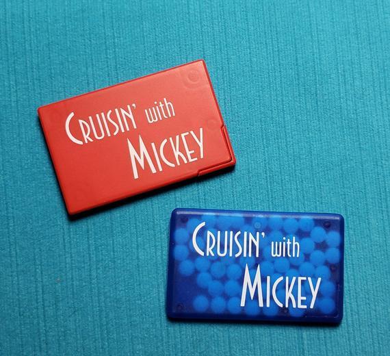 Disney Cruise Mints