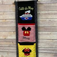 Pocketed Fish Extender for Disney Cruise