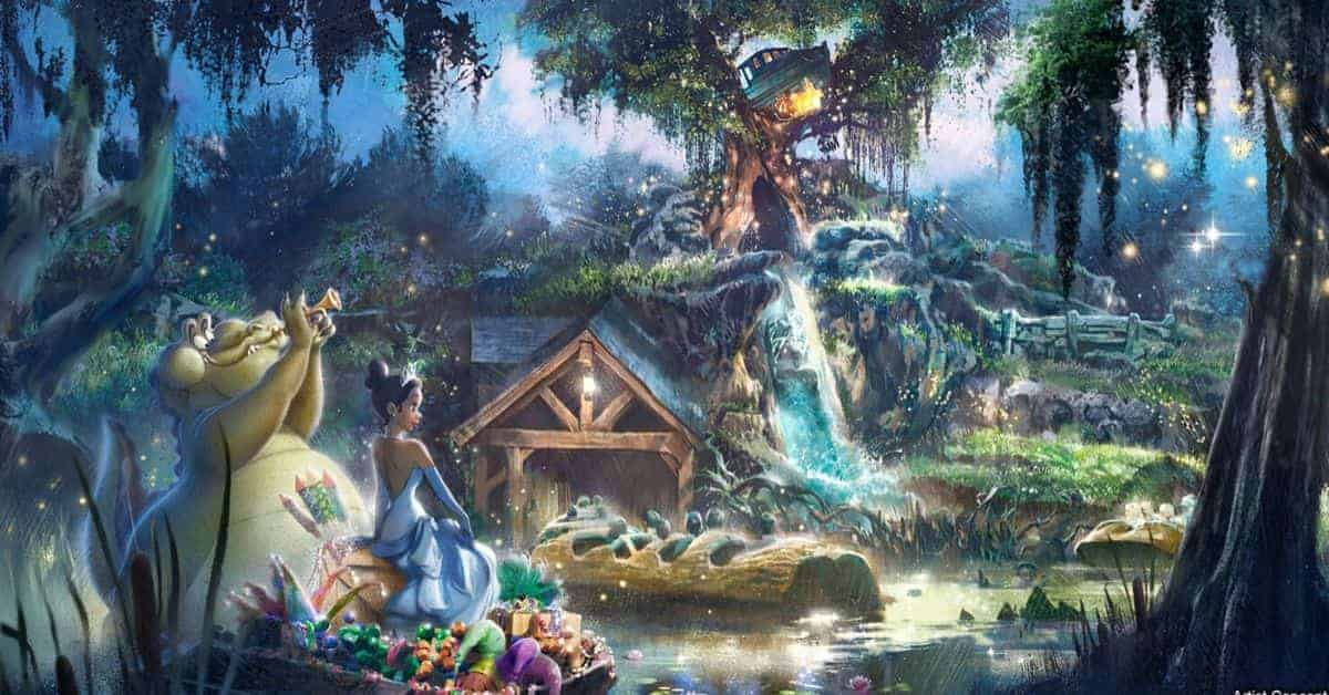 New Attractions at Disney World