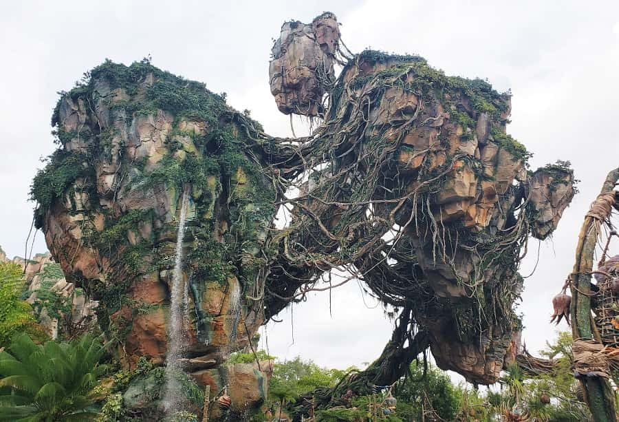 Pandora Floating Mountains
