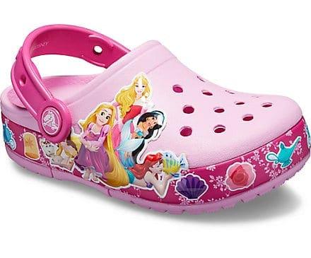 Kids' Crocs Fun Lab Disney Multi Princess Clog