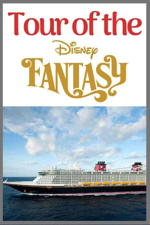 Tour of Disney Fantasy (Cruise Review of Best Features)