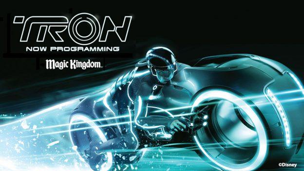 Tron coming to Magic Kingdom
