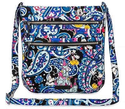 Disney Vera Bradley Crossbody Bag