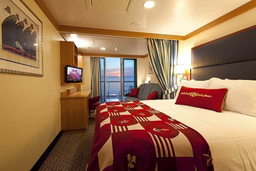 Veranda Room on Disney Wonder