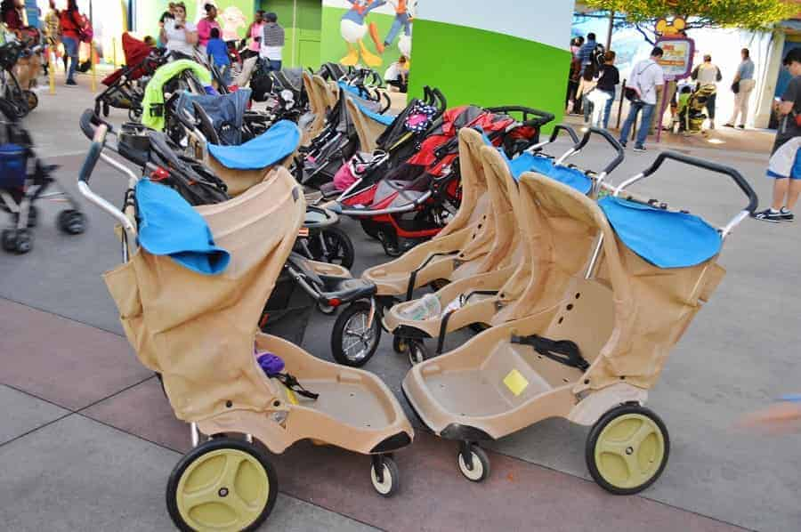 Save Money by Bringing a Stroller