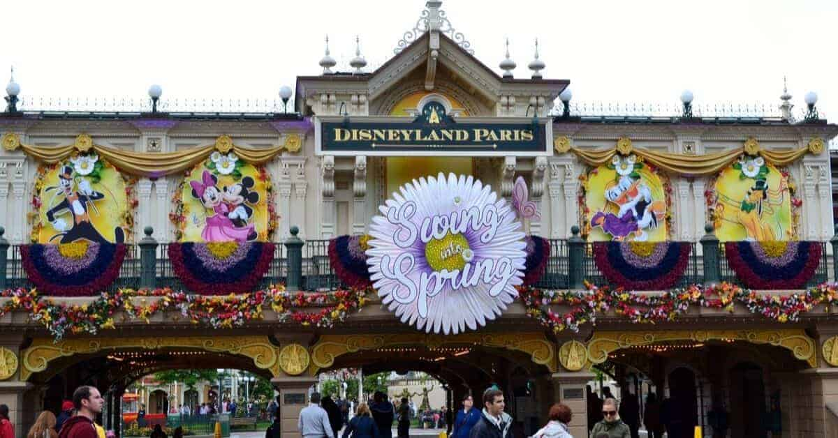 Disneyland Paris Attractions