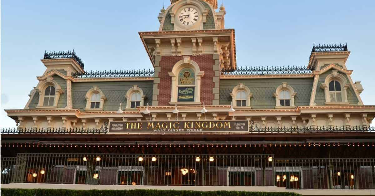 Secrets of Magic Kingdom Park