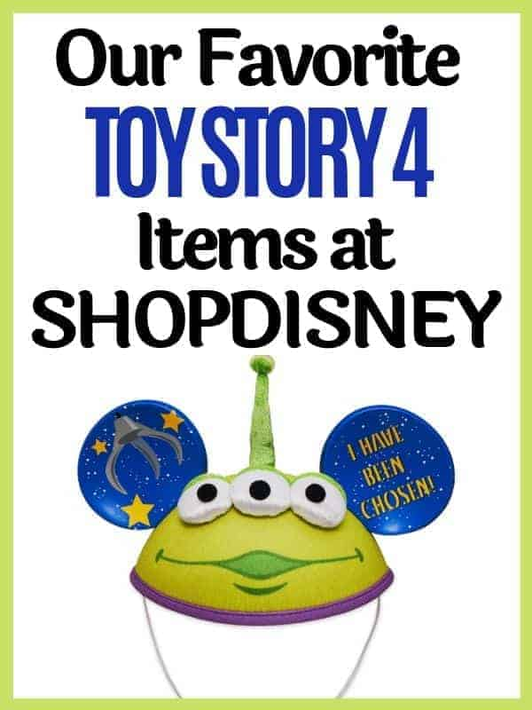 Our Favorite Toy Story Items at Shop Disney