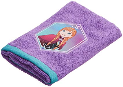 Disney Frozen Snowflake Cotton Hand Towel