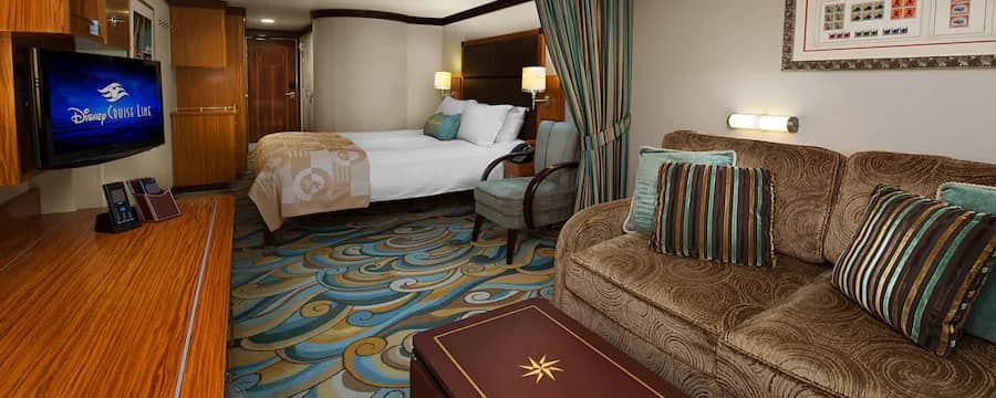 Concierge Stateroom on Disney Dream