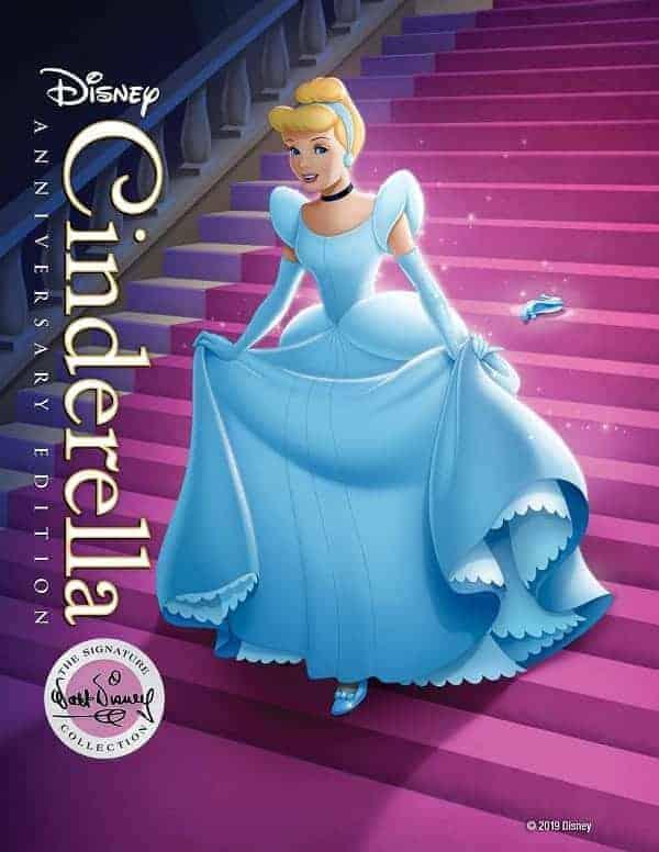 Cinderella Digital Download Giveaway