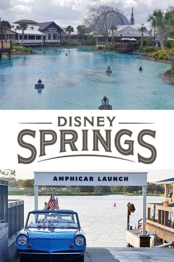 What is there to do at Disney Springs