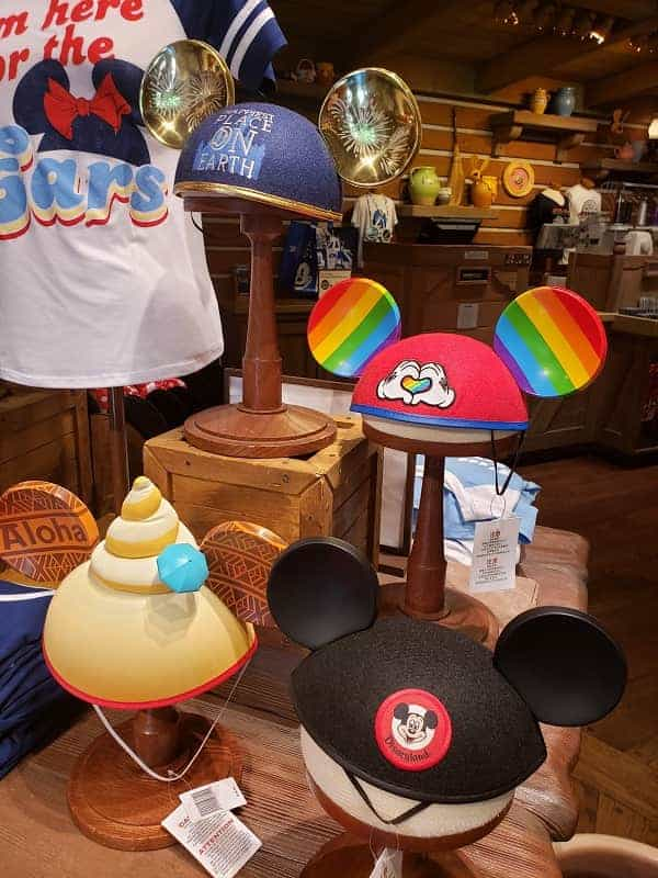 Mickey Mouse Ears Collection