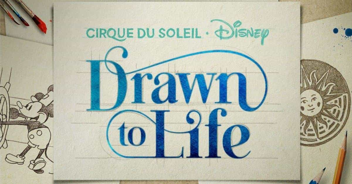 Cirque du Soleil Drawn to Life at Disney Springs
