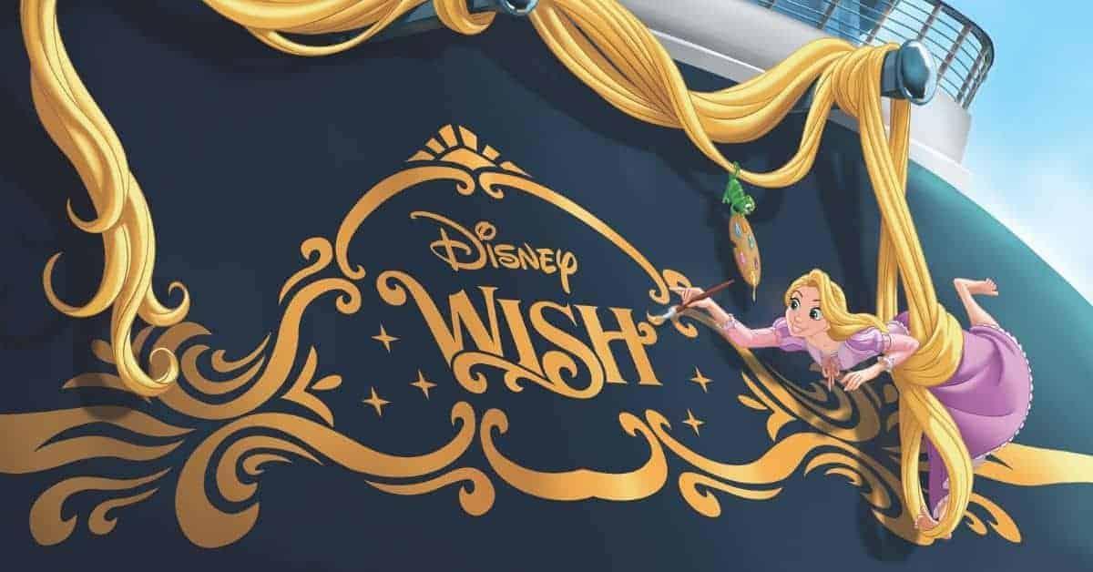 Disney's Newest Ship