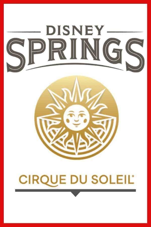 Disney Themed Cirque du Soleil at Disney Springs