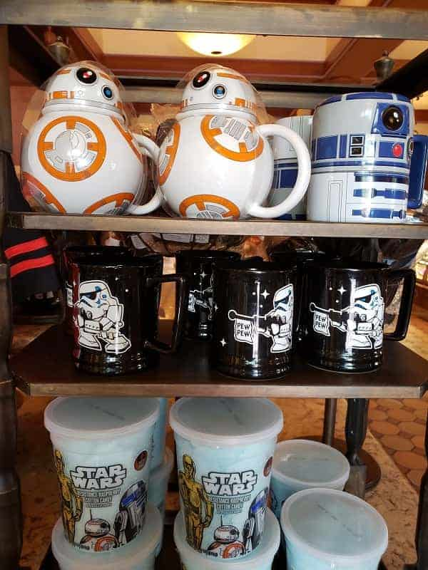 Disneyland Galaxy's Edge Coffee Mug Souvenirs