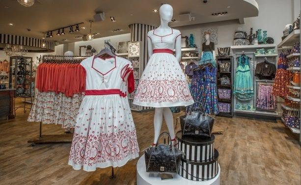 Dress Shop in Disneyland