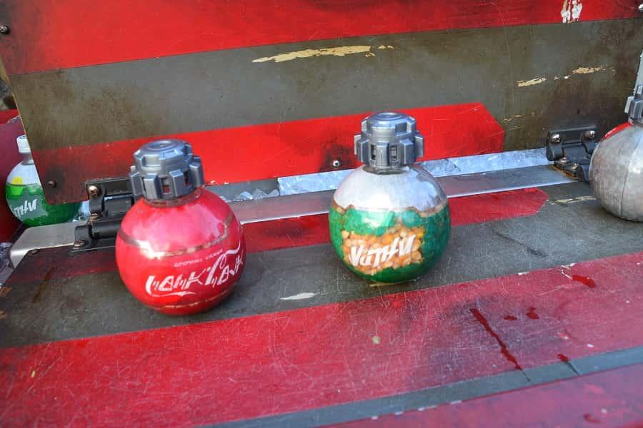 Coke Bottles Galaxy Edge