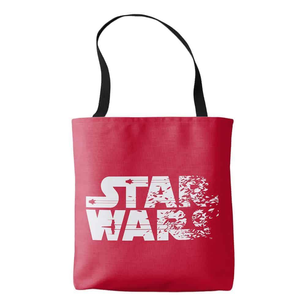 Star Wars: The Last Jedi Logo Tote