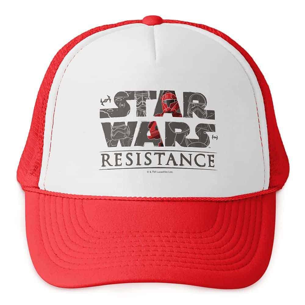 Star Wars Resistance Logo Trucker Hat