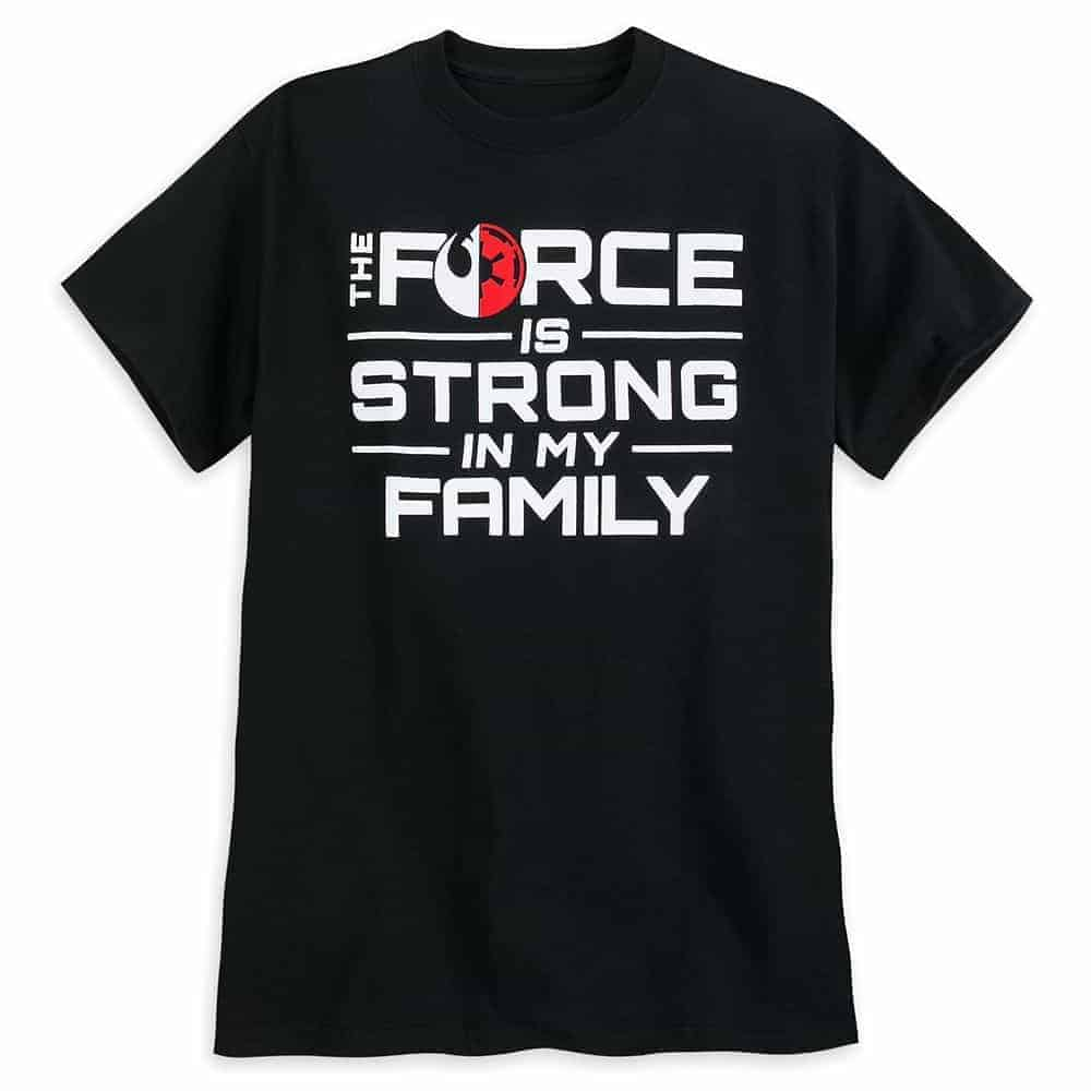 The Force T-Shirt for Men