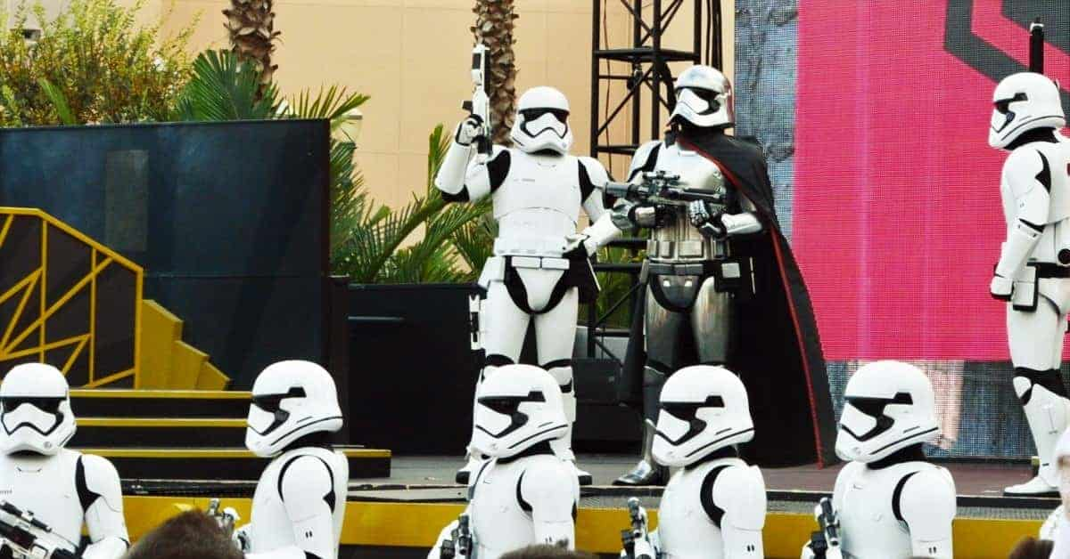 Disney World Star Wars Experiences
