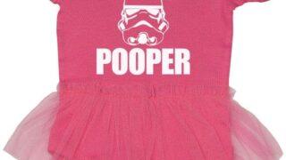 Storm Trooper Onesie