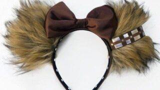 Chewbacca Star Wars Wookiee Ears