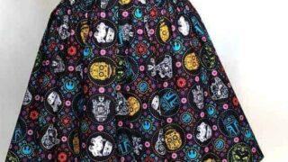 Star wars Darth Vader Skull Skirt