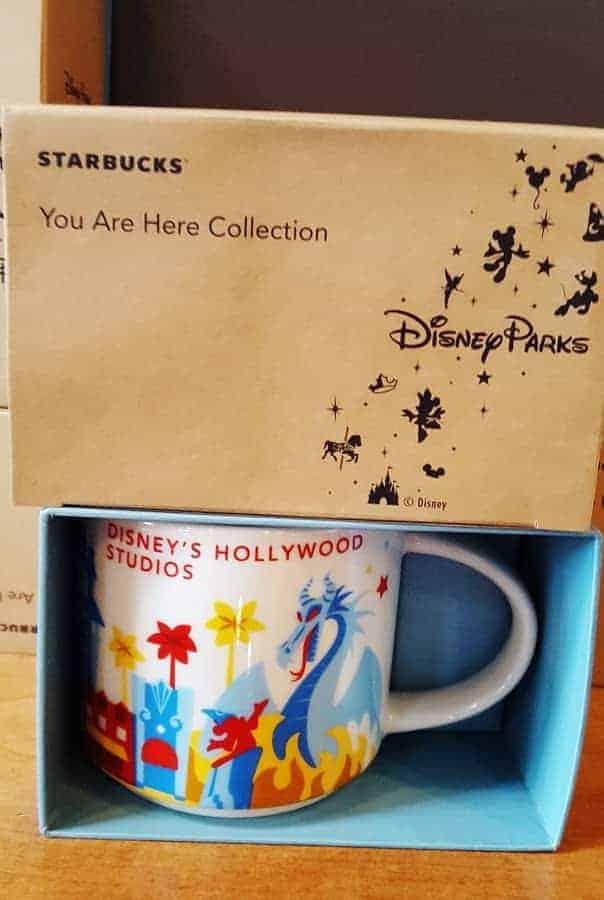 You are Here Disney Mug at Hollywood Studios