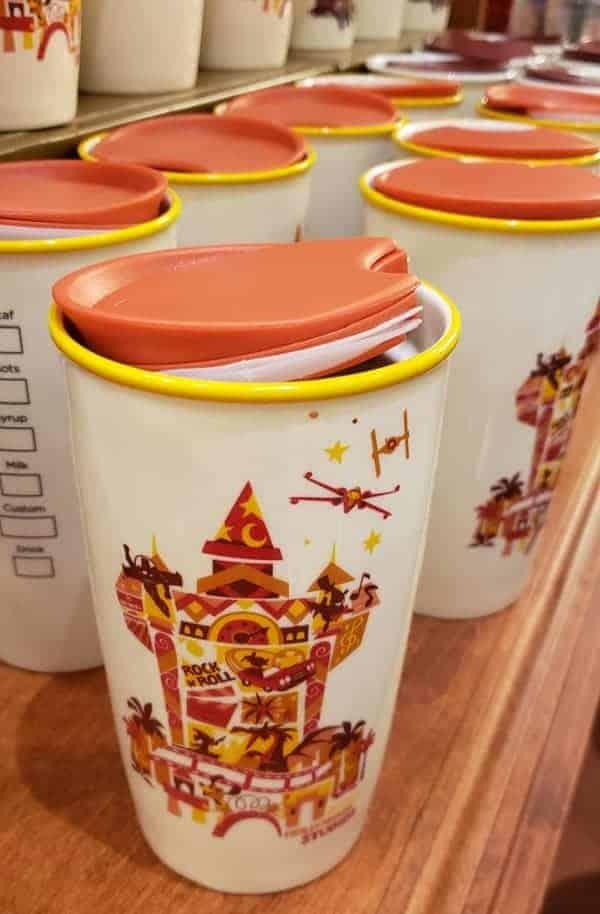 Tower of Terror Starbucks Coffee Mug