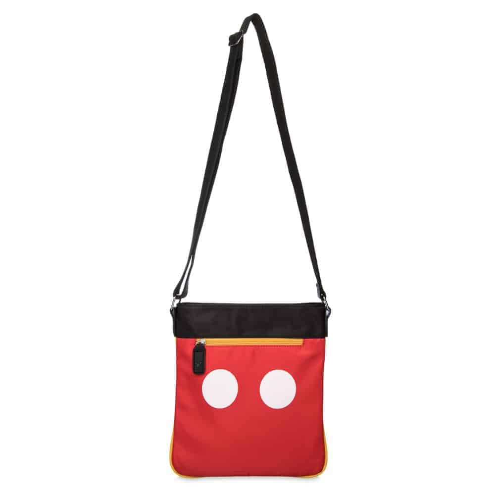 Mickey and Minnie Mouse Crossbody Bag