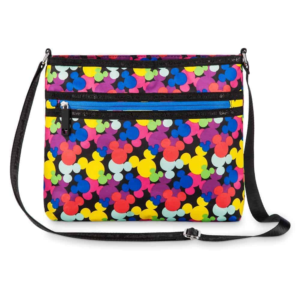 Mickey Mouse Icon Crossbody Bag