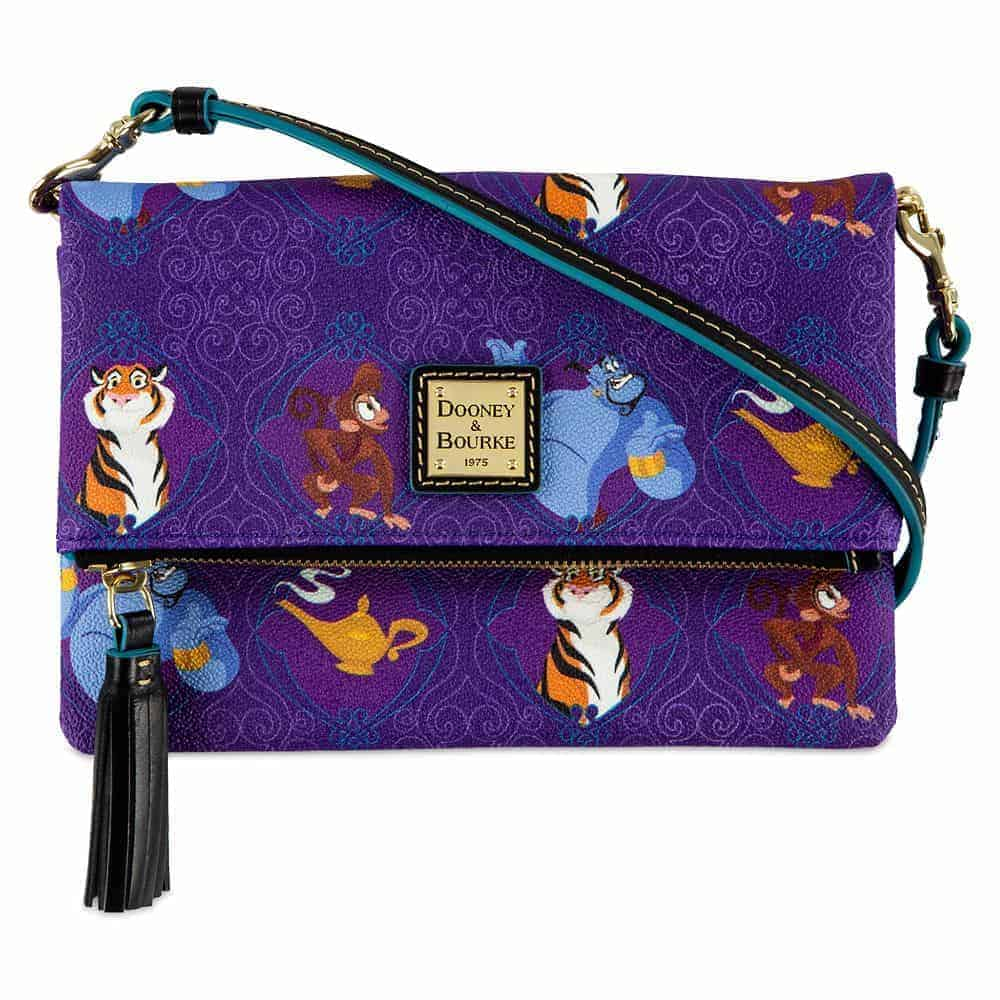 Aladdin Foldover Crossbody Bag by Dooney & Bourke