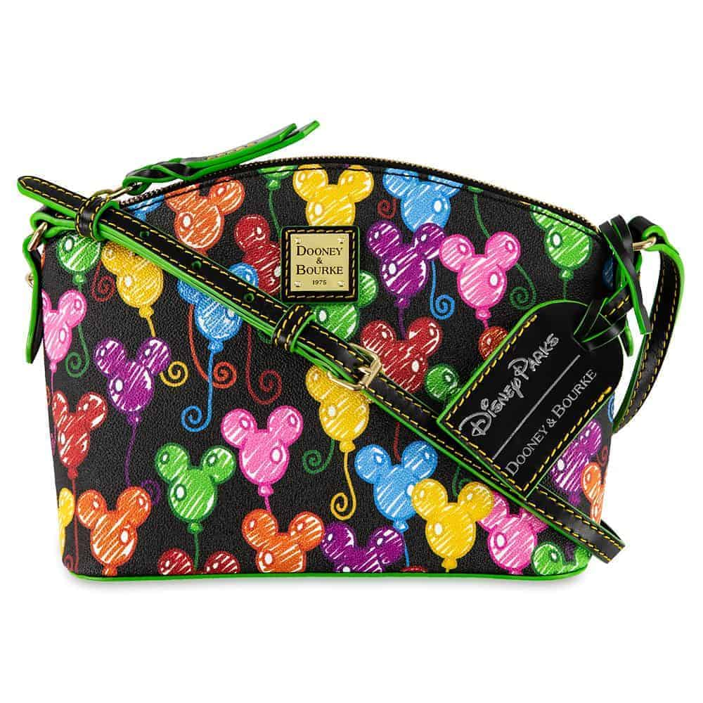 Mickey Mouse Balloons Crossbody Bag by Dooney & Bourke