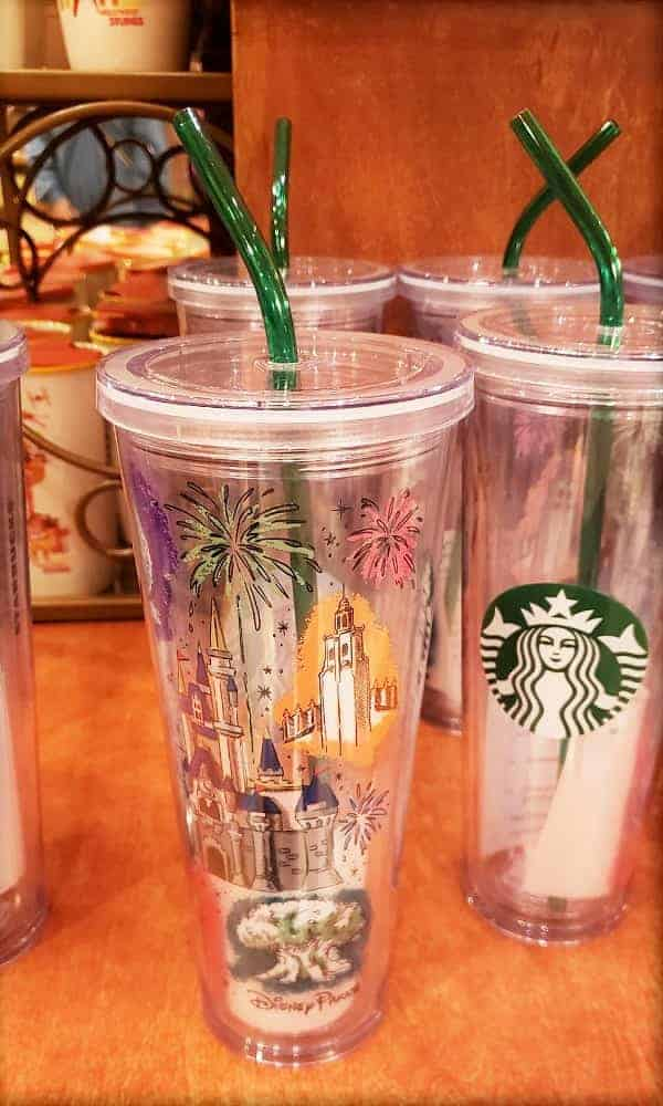 Disney Starbucks Tumblers