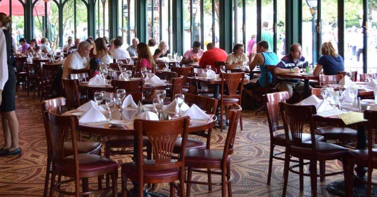 Epcot Best Restaurants