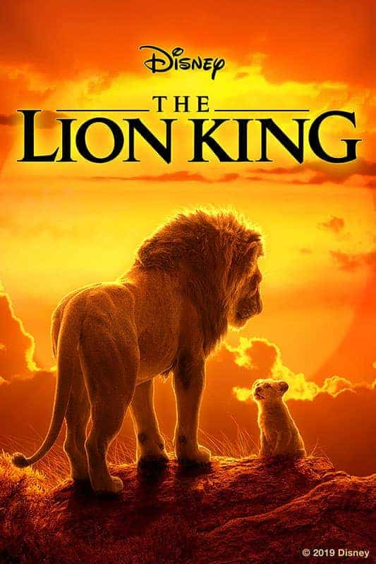Lion King Live Action