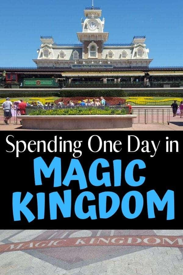 How to do Magic Kingdom in One Day
